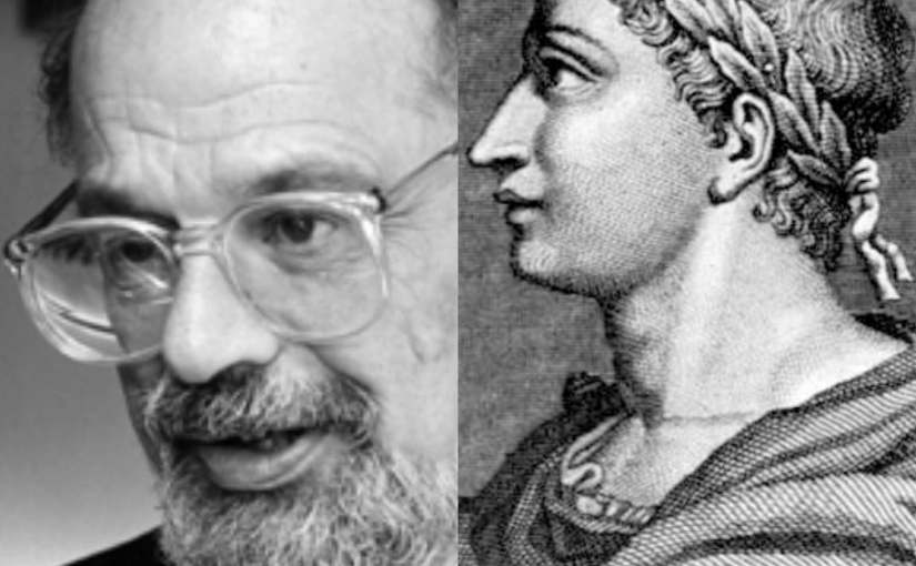 Ginsberg meets Ovid