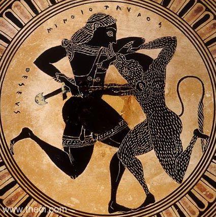 Theseus the Democrat