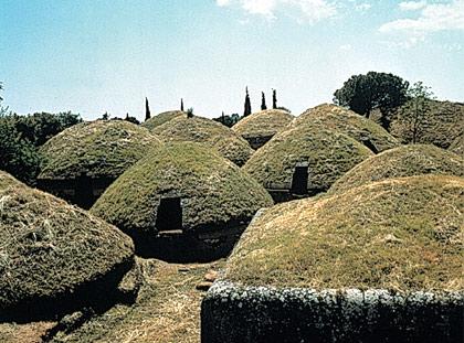 Bassani's Etruscans