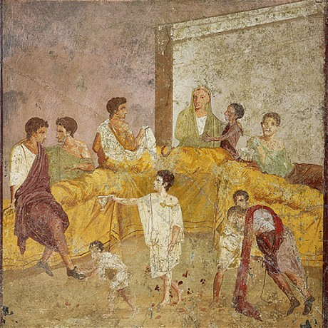 Childcare in Ancient Rome: Man's Work?