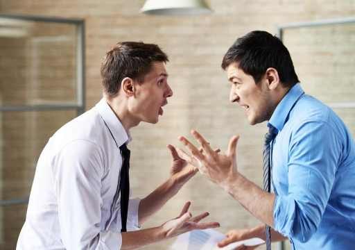 colleagues-arguing