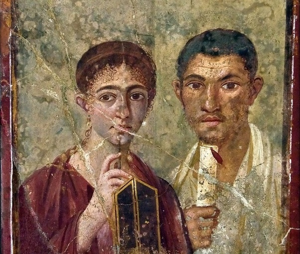 Roman Skin Colour